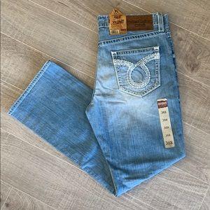 NWT Big Star Pioneer Boot Cut Mens Jeans